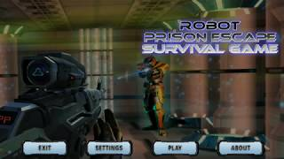Prison Escape Robot Transforming Free Action Games Gameplay