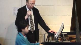 Searching for talents for the Overseas Malaysians Winter Piano Academy 2012.wmv