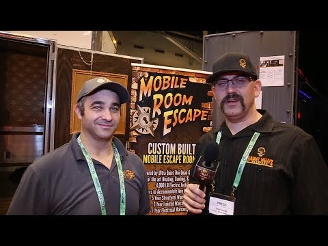 Transworld 2018 - Mobile Escape Room - Haunt News Network