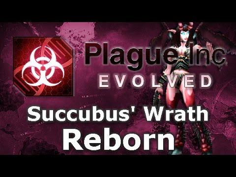 Plague Inc Custom Scenarios  Succubus Wrath Reborn