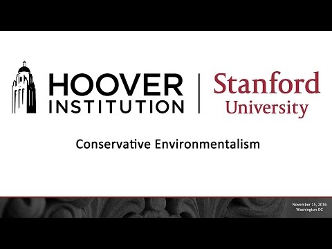 Conservative Environmentalism