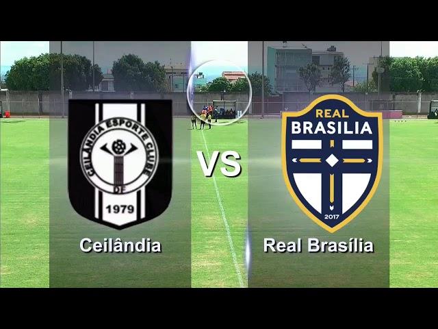 CEILÂNDIA X REAL BRASILIA