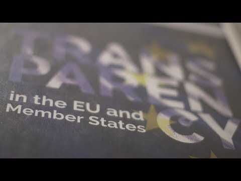Transparency in the EU and Member States