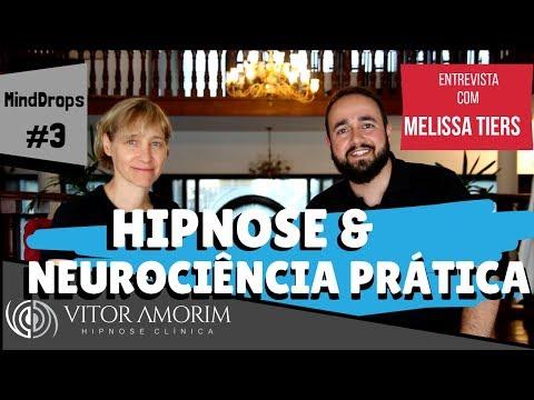 MindDrops #3 - Melissa Tiers: Hipnose & Neurociência