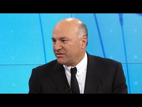 O'Leary enters Conservative leadership race: 'I'm in'