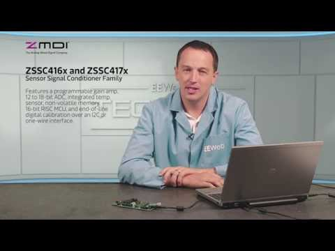 ZMDI introduces the ZSSC416x/7x