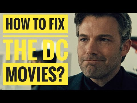 How to Fix the DC Movies? Fan Question of the Day - Electric Playground
