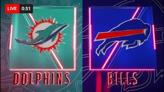 Madden 20 Simulation - Miami Dolphins vs Buffalo Bills - Simulation Nation