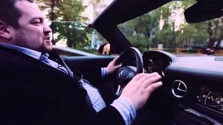 Тест драйв от Давидыча Mercedes SLS 63AMG Cabriolet
