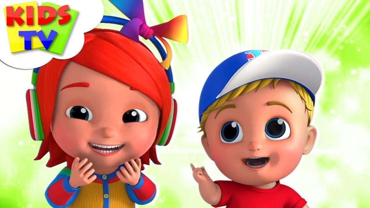 Ha Ha Song   Junior Squad Cartoons   Nursery Rhymes & Baby Songs - Kids TV