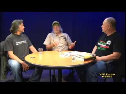 Veterans For Peace Forum: Brian Willson and James Toler