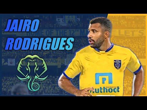 JAIRO RODRIGUES | Player Analysis | Kerala Blasters new Brazilian Centre Back | KBFC