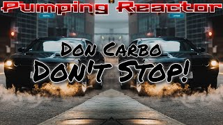 Don Carbo - Don't Stop! (Original Mix)