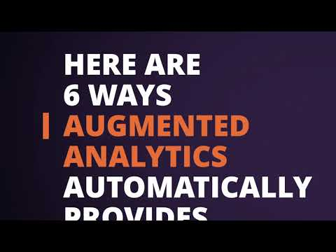 Six Ways Augmented Analytics Automatically Provides Proactive Insights