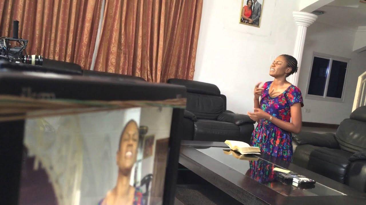 "Download ""She Prayed"" - Funny prayer behind the scenes #sheprayed   Yvonne Nelson"