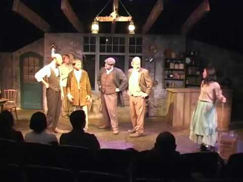 The Playboy of the Western World - Exchange Theatre Seattle Act 1