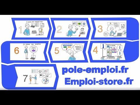[Zoom sur] S'inscrire ou se réinscrire comme demandeur d'emploi