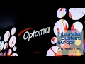Optoma at ISE 2017 - DuraCore laser technology, 4K UHD and home entertainment projectors
