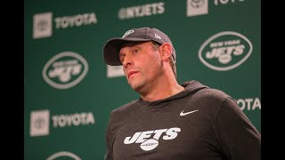 Jets' Adam Gase on Mike Maccagnan firing, GM search thumbnail
