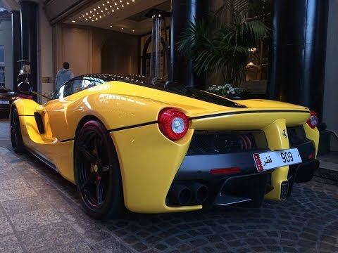 Douche Bag Ferrari LaFerrari from Beverly Hills Viral Video!