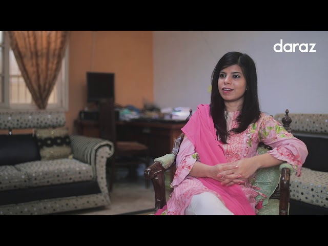 Daraz Seller Story | Nida Islam