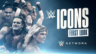 First Look: WWE Icons (WWE Network Exclusive)