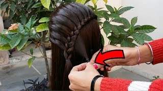 Easy Party hairstyle 2019 for girls | Hair Style Girl | hairstyles | Easy Wedding/Party Hairstyles