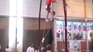 Губернские гимнасты привезли 20 наград со Всероссийского турнира по спортивной гимнастике