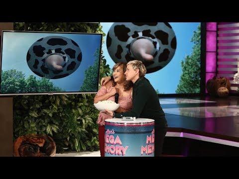 Ellen's Fans Test Their 'Mega Memory'