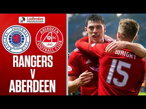 Rangers 0-1 Aberdeen | Gers Slip Off Top Spot | Ladbrokes Premiership
