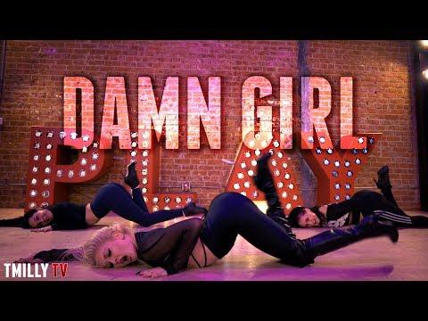 Justin Timberlake - DAMN GIRL - Choreography by Marissa Heart | #TMillyTV
