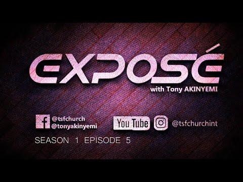 Download Exposé S01 Ep 5| Fruits, Vegetables, Nuts, & Herbs| Rev. Tony Akinyemi| TSF Church