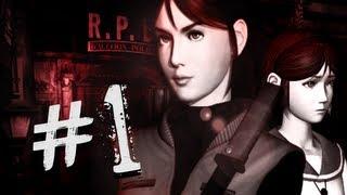 Resident Evil 2 Claire A Detonado - Sobrevivendo ao Pesadelo - Parte 1