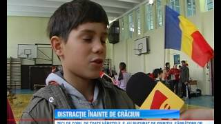 AWANA Romania - Reportaj  Antena1 Decembrie 2012