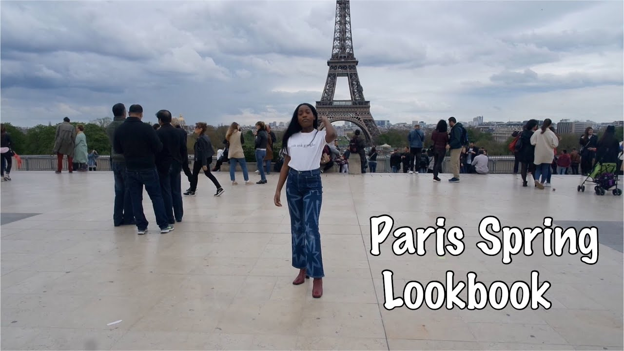 [VIDEO] - Paris Spring Lookbook 1