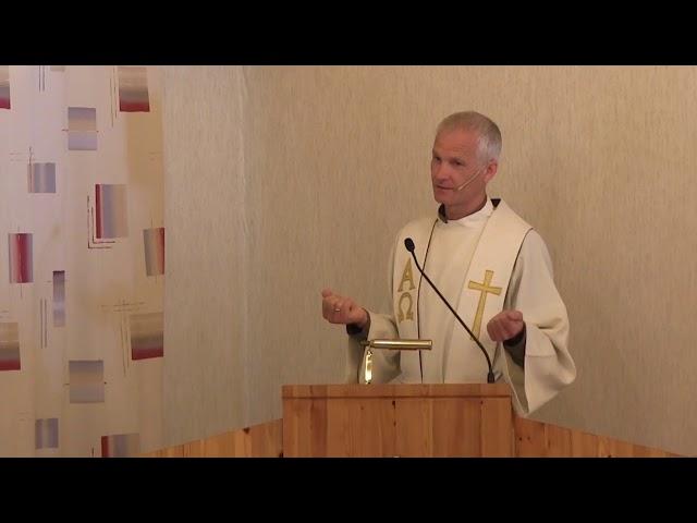 2019.05.19 Morten Askjer, En Gud som bor i det dunkle, 1 Kb 8:12-13, 7-30