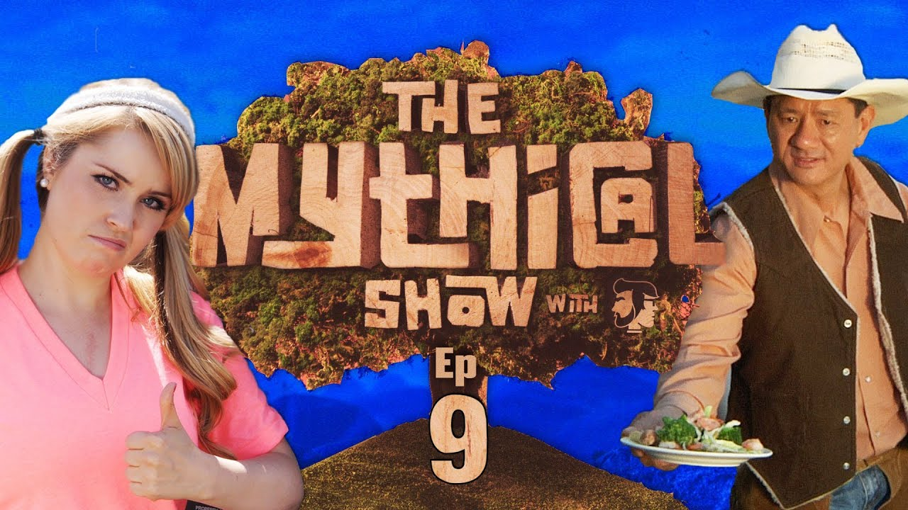 The Mythical Show Ep 9 (Sourcefed, Frontier Wok & Goorgen)