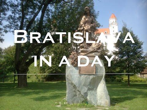 Europe's Most Unsung Capital? Bratislava in a Day