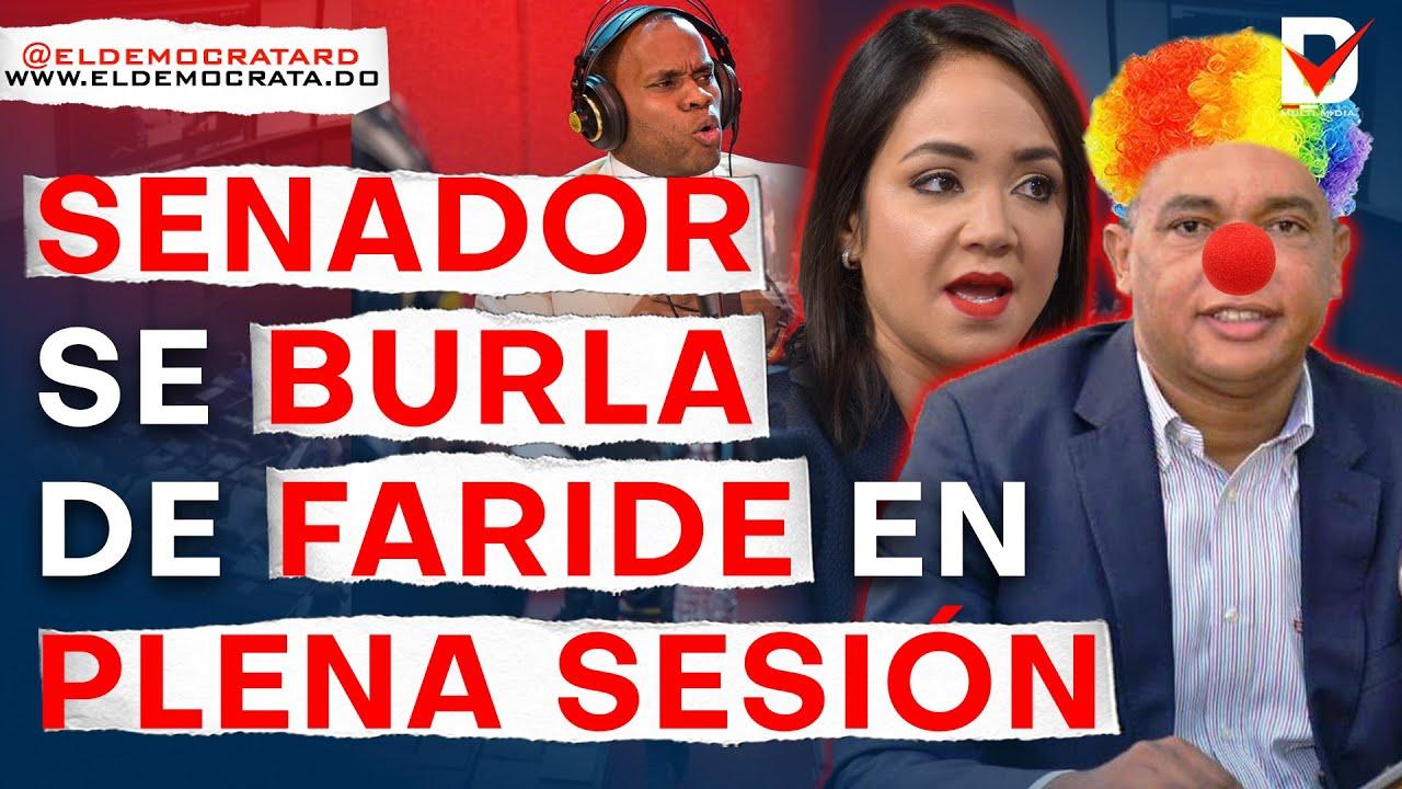 ¿Qué busca #ocultar el Senador #IvanLorenzo con su #ataque a #FarideRaful y al PRM?