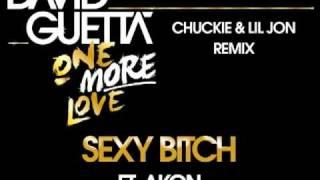 David Guetta - Sexy Bitch (Chuckie  & Lil Jon Remix ft Akon) mp3