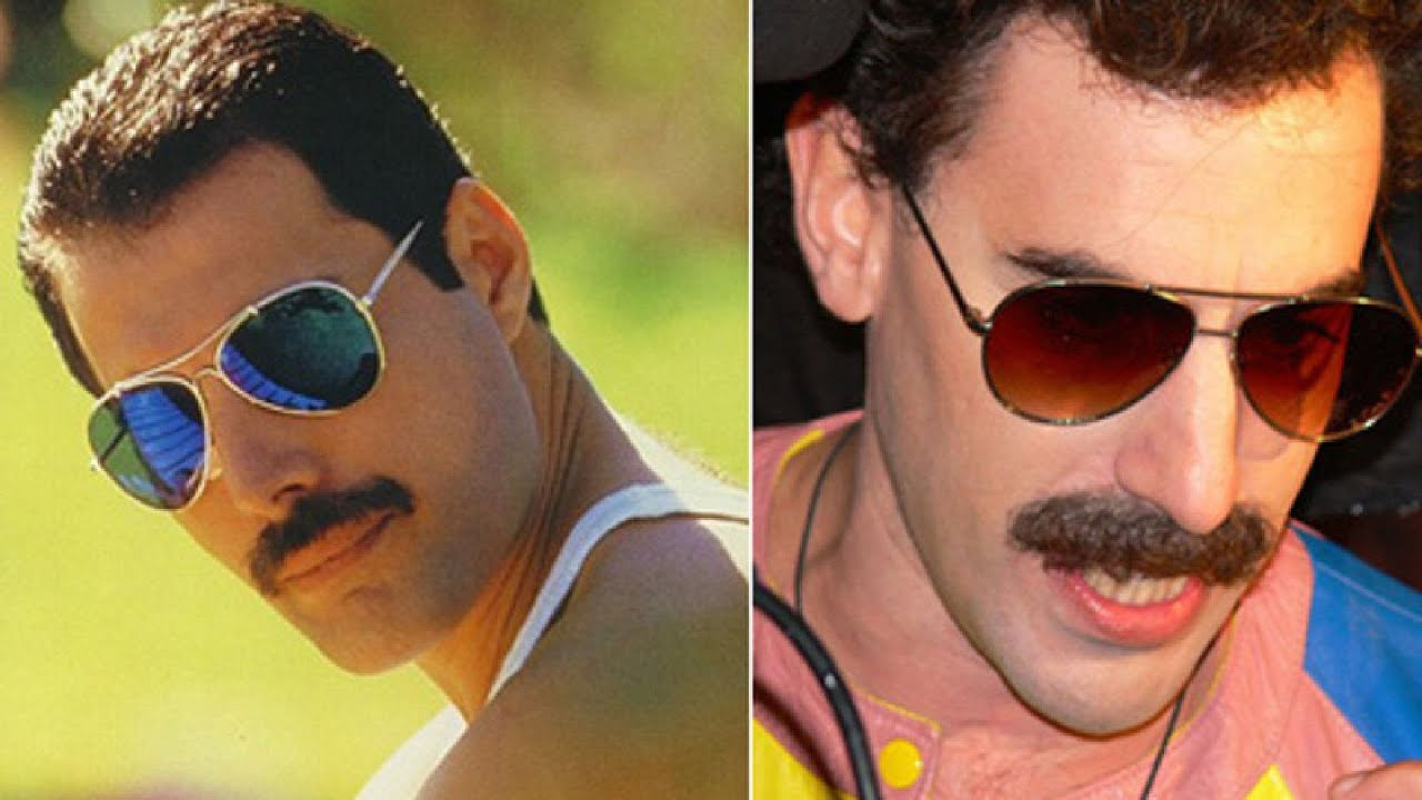 freddie mercury the buck toothed icon youtube