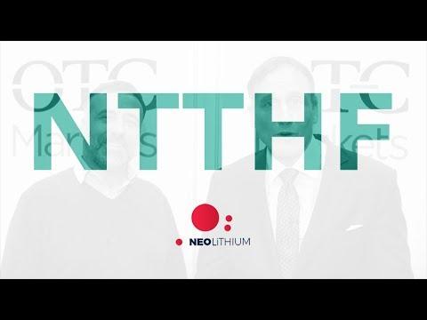 Neo Lithium Corp. (OTCQX: NTTHF)