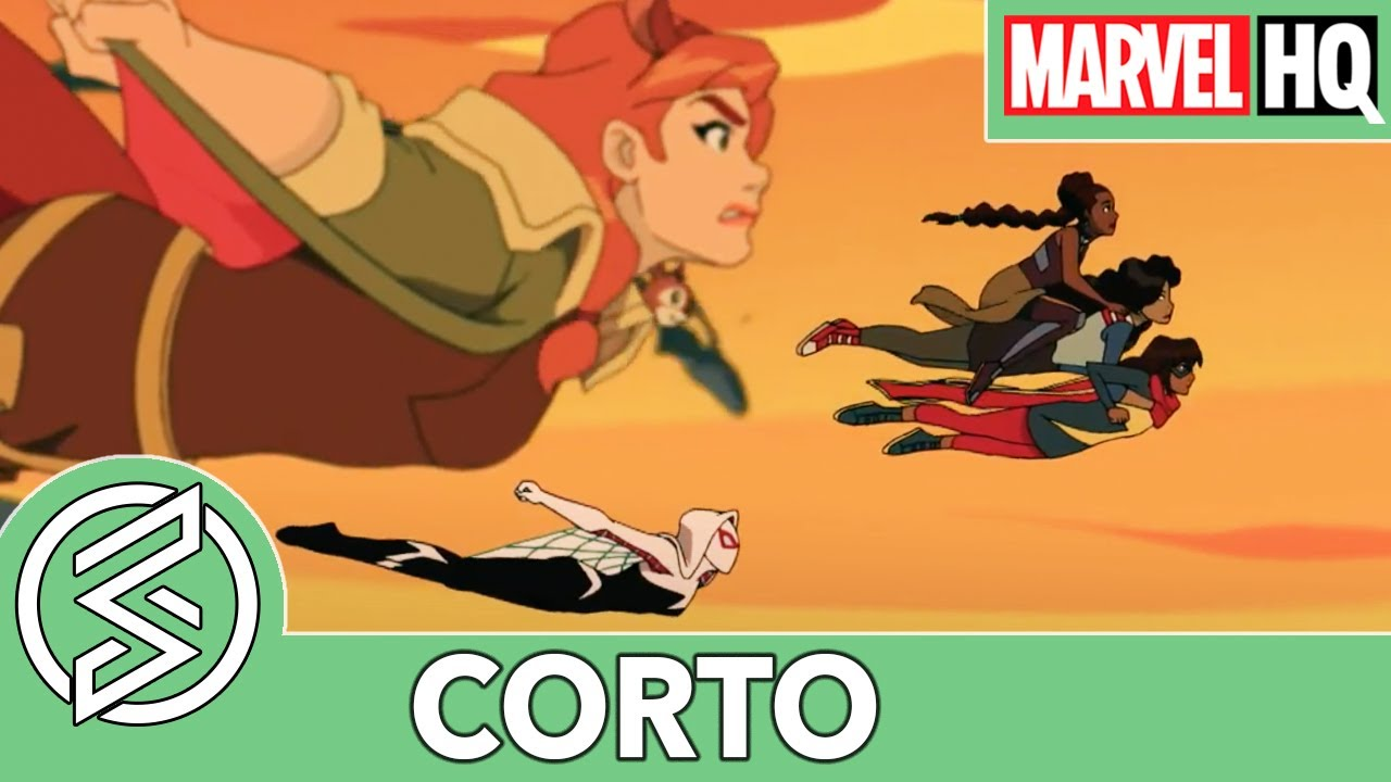 Marvel Rising: Operación Shuri   Parte 5
