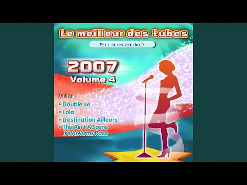 Destination ailleurs (Karaoke With Backing Vocals) (Originally Performed By Yannick Noah)