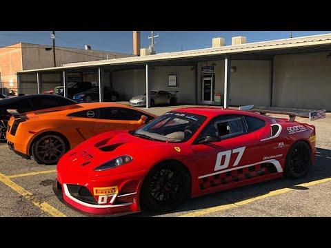 Stradman Brand New Race Ferrari Youtube