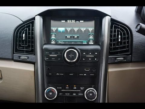 Mahindra XUV 500 W6 | XUV500 | Touch Screen | Infotainment System | User Review |