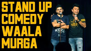 Stand Up Comedy Wala Murga | RJ Naved | Mirchi Murga