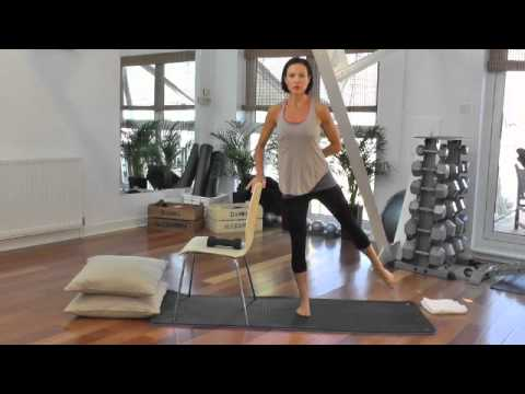 Pre Natal Pilates second trimester week 15, exercises from home to do when pregnant.