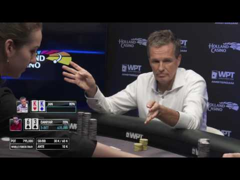 Crazy Roller-Coaster Bad Beat from WPT Amsterdam