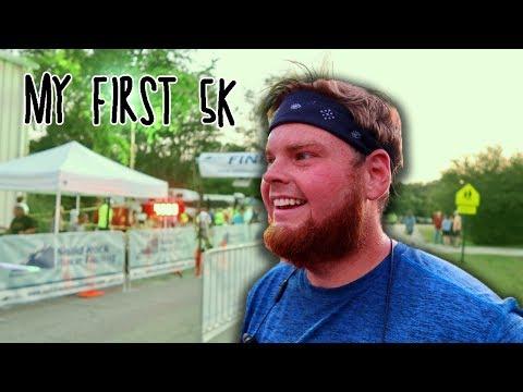 I Ran My First 5k Race!